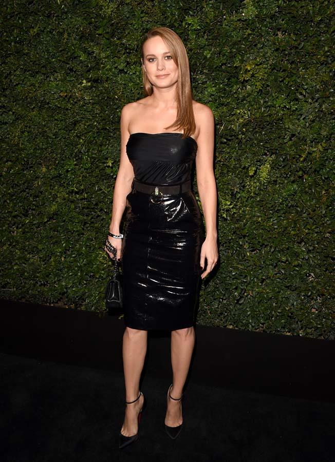 At the pre-Oscar dinner, on February 27th, 2016.