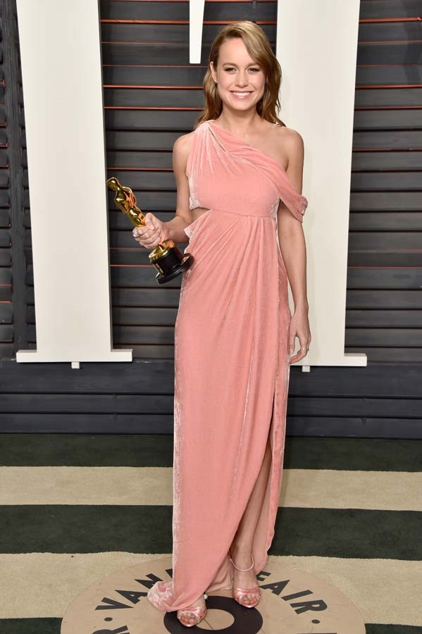 At the Vanity Fair Oscars After-Party, on February 28th, 2016.