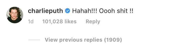*Instagram @shawnmendes*