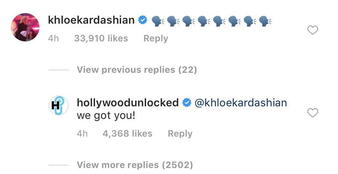 *Instagram @hollywoodunlocked*