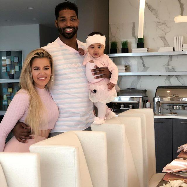 "***Tristan Thompson*** <br><br> Before the drama went down on *Hollywood Unlocked*'s Instagram post, Thompson tweeted and deleted a post that read ""FAKE NEWS"", which appeared to be his way of addressing the situation. The basketballer, and father of True Thompson, his daughter with Khloé, has also deactivated comments on all of his Instagram posts."