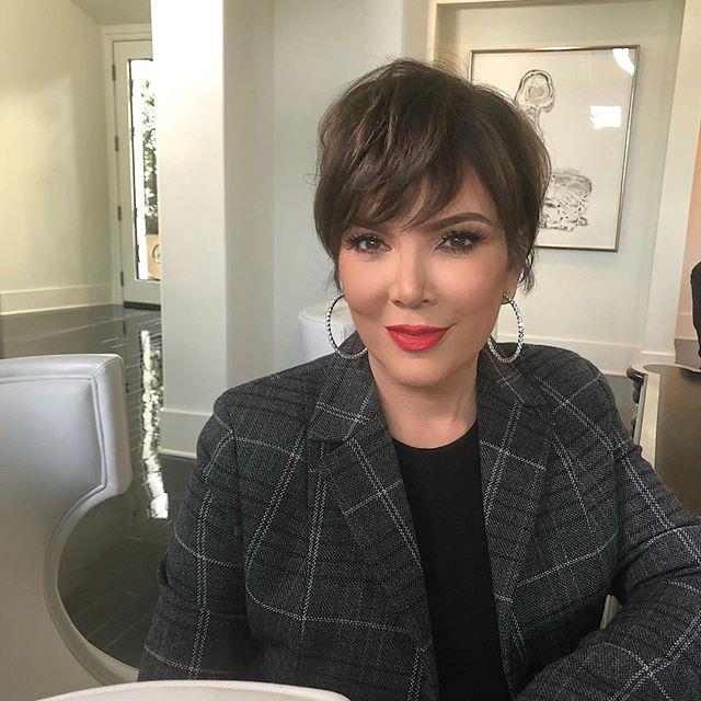 ***Kris Jenner: STILL FOLLOWS*** <br><br> The world's most famous manager still includes Woods and Thompson in the 483 people she follows on Instagram. She's yet to make a statement, but knowing Kris and her business savviness, the entire debacle will likely appear on an upcoming season of *Keeping Up With The Kardashians*.