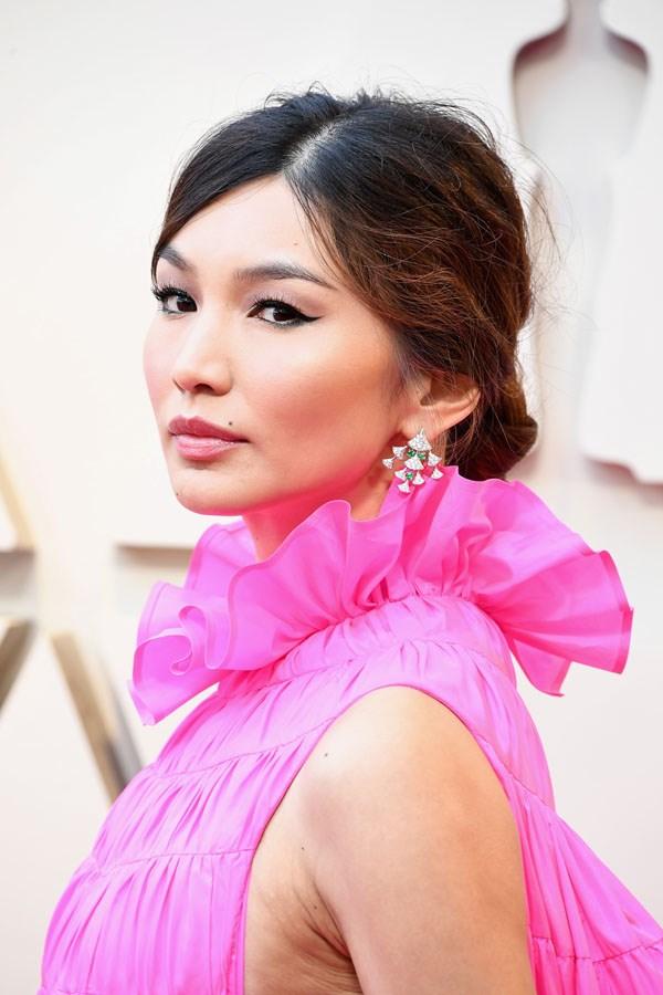 Gemma Chan.