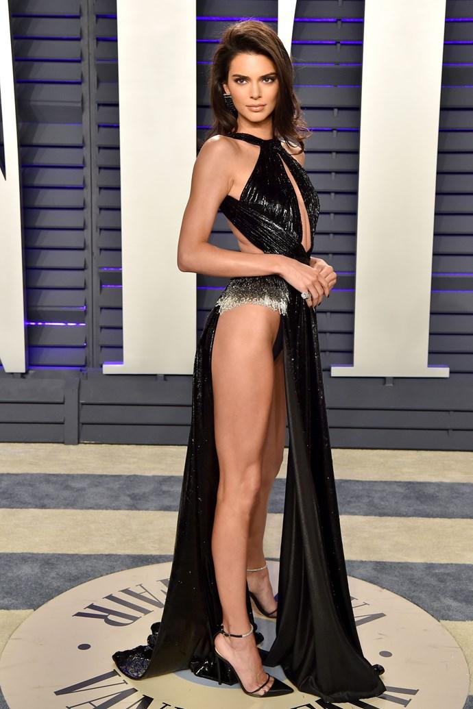 Kendall Jenner in Rami Kadi.