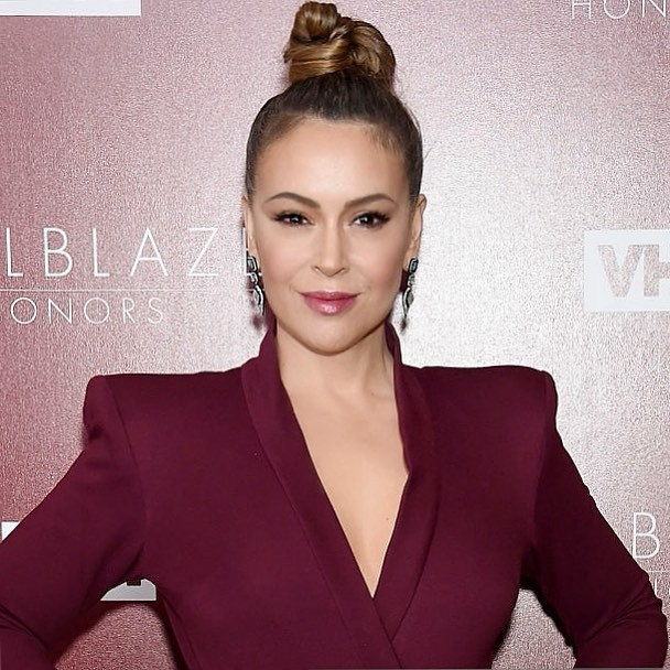 """***Alyssa Milano*** <br> Milano wasn't distracted by the romantic nature of Gaga and Cooper's performance, and was more distracted by the sheer level of talent on display—applauding the both of them on [Twitter](https://twitter.com/Alyssa_Milano/status/1099868060305940480 target=""""_blank"""" rel=""""nofollow""""). During the show broadcast, she wrote: """"That was fucking beautiful, @ladygaga and Bradley Cooper. #AStarIsBorn."""""""