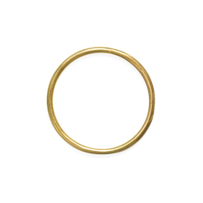 """***Barely-There***<br><Br> Ring, $502 by [Catbird NYC](https://www.catbirdnyc.com/single-rattle-stack-ring.html
