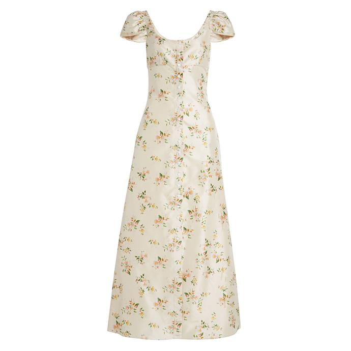 "**Buy:** Dress by Brock Collection, $4,589 at [Stylebop](https://www.stylebop.com/en-au/women/printed-silk-dress-284804.html|target=""_blank""