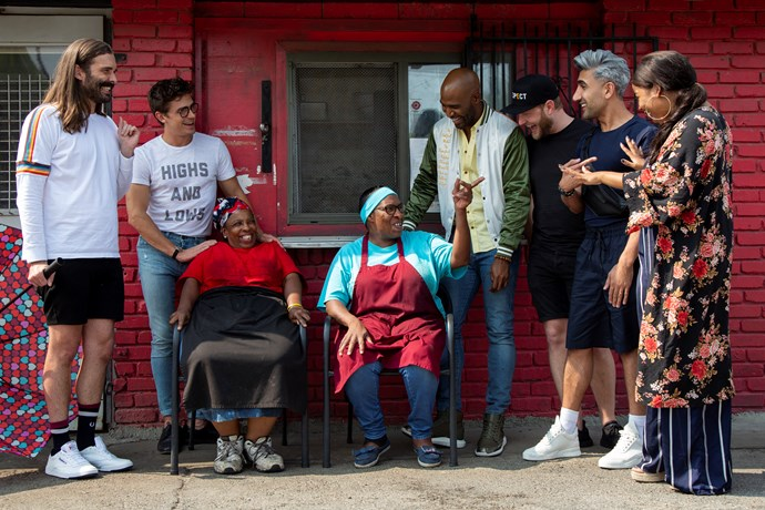 ***Queer Eye*: Season 3 (15/3/2019)** <br><br> The Fab Five hit the road and head to Kansas City, Missouri, for another season of emotional makeovers and stunning transformations.