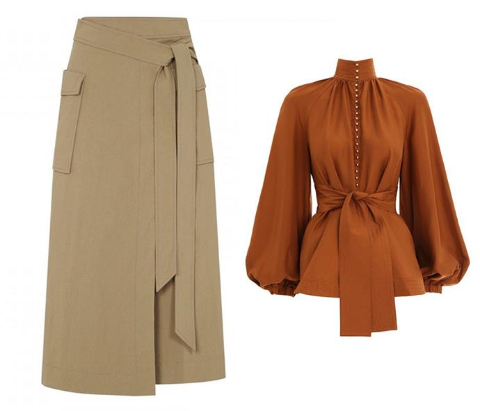 """Skirt by Camilla and Marc at David Jones, $299 at [Chadstone](https://www.chadstone.com.au/stores/david-jones