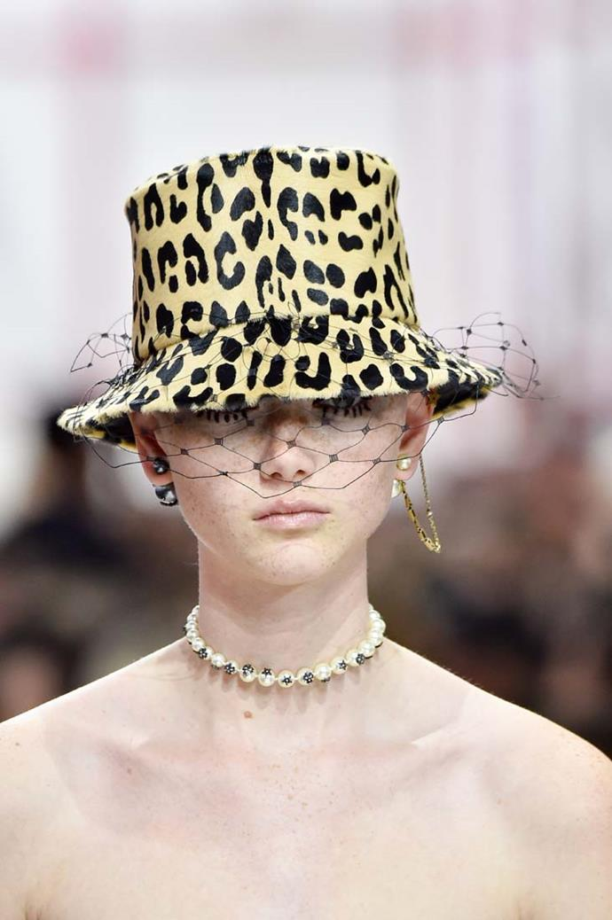 *Pictured: Christian Dior autumn/winter '19.*