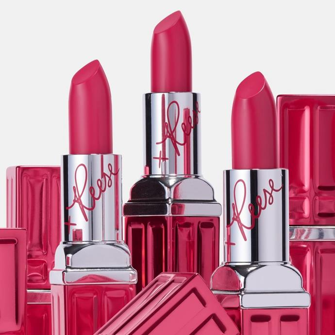 "***Elizabeth Arden***<bR><br> As part of their March On Pink initiative, Elizabeth Arden will be donating 100% of the proceeds of their limited edition ['Pink Punch' lipstick](https://www.davidjones.com/Product/22519223/March-On-Beautiful-Colour-Moisturising-Lipstick|target=""_blank""