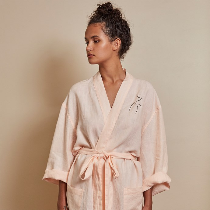 "***IN BED***<br><br> Launching on the 8th, IN BED is offering a limited edition robe (with design by Caroline Walls) both in store and [online](http://inbedstore.com/|target=""_blank""