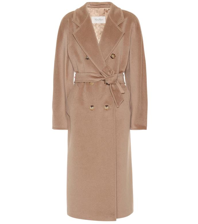 "**Buy:** Coat by Max Mara, $5,025 at [Mytheresa](https://www.mytheresa.com/en-au/max-mara-madame-wool-and-cashmere-blend-coat-1001819.html?catref=category|target=""_blank""