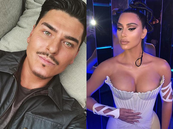 """**Mario Dedivanovic (*@makeupbymario*)** <br><br> Kim Kardashian West's MUA has been working with the megastar since the earliest days of her career (2007, to be exact), and is now one of the most influential makeup artists around. <br><br> Once a retail staff member at a Sephora store in NYC, Dedivanovic has now worked with KKW for almost 12 years, and is the brain behind her world-famous—and frequently imitated—cheek contour. <br><br> *Instagram: [@makeupbymario](https://www.instagram.com/makeupbymario/
