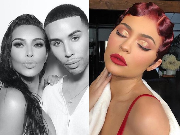"""**Ariel Tejada (*@makeupbyariel*)** <br><br> We can't even remember what we were doing at 18 years old, but when Ariel Tejada was that age, he was already an established MUA—and had formed a close relationship with his muse, Kylie Jenner. Of his rise to success, the 22-year-old told *[Cosmopolitan US](https://www.cosmopolitan.com/uk/beauty-hair/celebrity-hair-makeup/a25423510/makeup-artist-ariel-tejada-kylie-jenner/