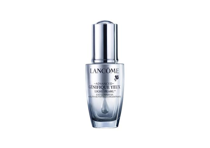 "**Lancôme Advanced Genifique Yeux Light Pearl, $115 at [Lancôme](https://www.lancome.com.au/skincare/range/genifique/advanced-genifique-yeux-light-pearl/3605533431894.html?utm_term=buynowbutton&utm_campaign=E-com&utm_medium=Productlisting&utm_source=BC|target=""_blank""