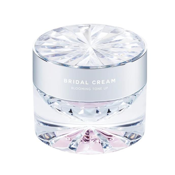 "***Missha TR Bridal Cream***<br><br> This concentrated cream uses peptides which work hard to brighten your skin for that special day (wedding day, holiday, pay day). <br><br> Moisturiser, $19.90 at [Missha](http://www.missha.com.au/product-page/tr-bridal-cream-repair-firming-was-52-90|target=""_blank""