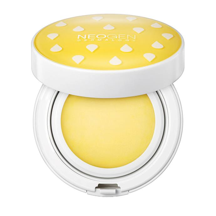 """***Neogen Dermalogy White Truffle Radiance Oil Balm***<br><br> This oil balm works great before and after makeup application. The packaging is perfectly designed for an on-the-go touch up. <br><br> Moisturiser by Neogen, $47 at [Melon & Starfish](https://melonandstarfish.com/neogen-white-truffle-radiance-oil-balm-pact-12g/ target=""""_blank"""" rel=""""nofollow"""")."""