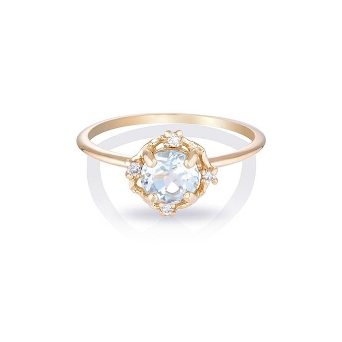"***November: Topaz or Citrine***<br><br> Blue topaz and diamond ring, $480 at [HLSK](https://hlsk.com.au/products/adria-ii-blue-topaz-diamonds|target=""_blank""|rel=""nofollow"")."