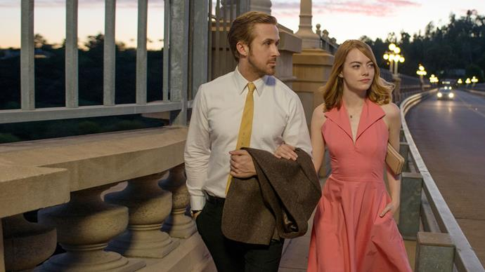 "***La La Land* (9/04/2019)** <br><br> ""While navigating their careers in Los Angeles, a pianist and an actress fall in love while attempting to reconcile their aspirations for the future."""