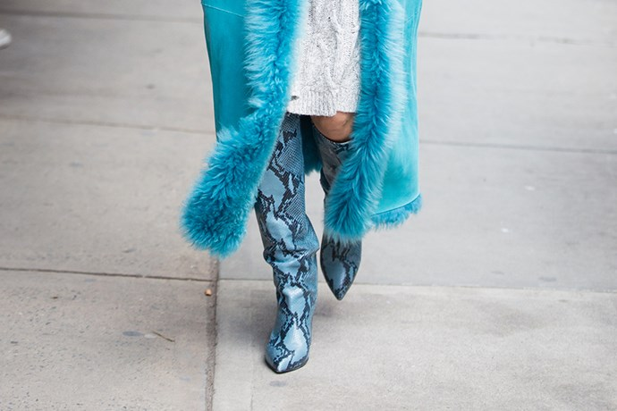**TALL, SLOUCHY BOOTS**