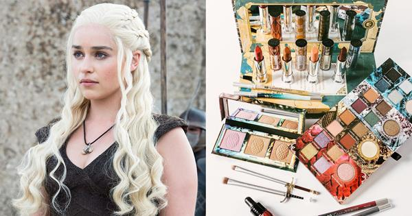 Urban Decay x Game Of Thrones Makeup Collection: A First Look | ELLE Australia