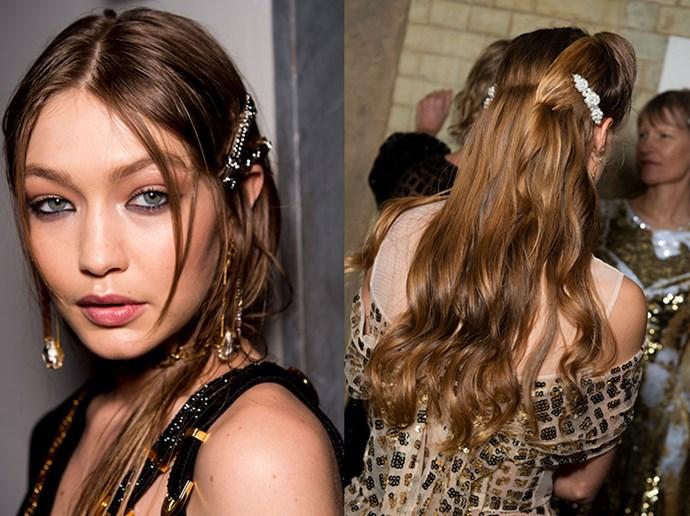 Versace A/W '19, Simone Rocha A/W '19