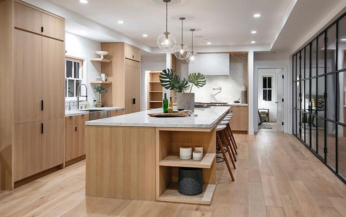 "The kitchen<br><br>  *Via* [@hiltonhyland](https://www.instagram.com/p/BqIqSsSBWhE/|target=""_blank""|rel=""nofollow"")"