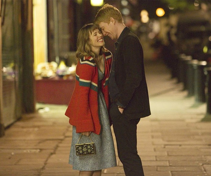 ***About Time:*** After his 21st birthday, Tim (Domhnall Gleeson) discovers he's inherited his father's ability to time travel. But rather than using it to change history, he focuses his newfound talent on wooing the woman of his dreams (played by Rachel McAdams).