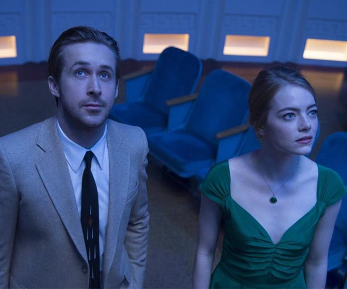 ***La La Land:*** This Oscar-winning musical sees Emma Stone and Ryan Gosling star as an aspiring actress and jazz musician (respectively) whose paths cross in their search for fame in Los Angeles.