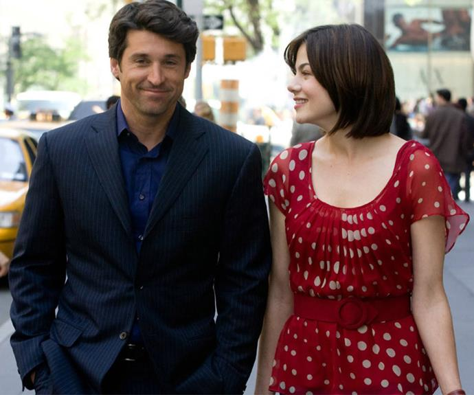 ***Made of Honour:*** Patrick Dempsey plays a serial dater whose female best friend gets engaged, prompting him to realise he is, in fact, head over heels in love with her. Of course, he must choose between being a supportive member of her bridal party, and winning her back himself.