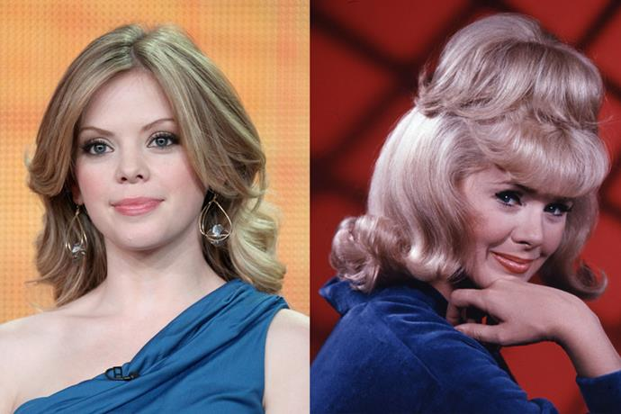 "**Dreama Walker as Connie Stevens**<br><br>  Connie Stevens rose to popularity after appearing in the detective series *Hawaiian Eye* from 1959 to 1963. In addition to an accomplished career as a film and television actress, she was also a singer, but never gained superstardom. After the murders, the neighbour of the Polanski-Tate home was quoted saying that the killings, ""scared the daylights out of everyone"", which caused a huge spike in the sale of firearms and security sales in the neighbourhood."