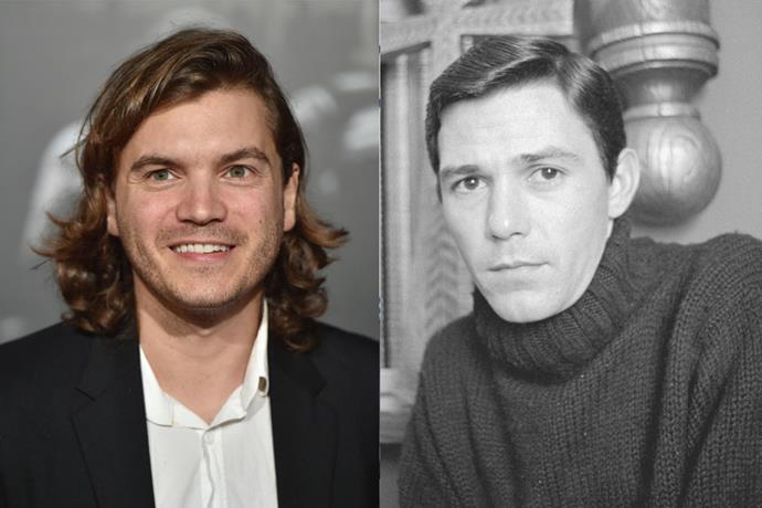 **Emile Hirsch as Jay Sebring**<br><br>  One of Tate's former lovers, Sebring was one of the four other victims to be murdered with Tate in her home. He was a a famous hairstylist at that time, with celebrity clients including Frank Sinatra, Steve McQueen and Sammy Davis Jr.