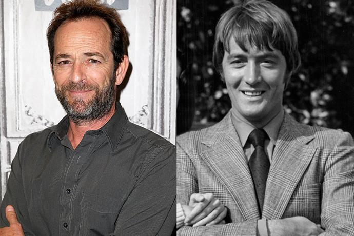 **Luke Perry as Wayne Maunder**<br><br>  In what will be his final ever role, the late Perry played the part of Wayne Maunder, a TV actor who rose to fame in 1967.