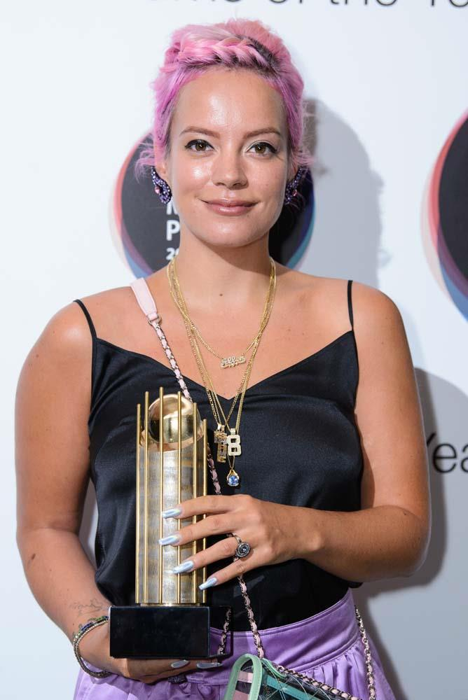"""***Lily Allen as Yara Greyjoy***<br><br> For those who don't know, Lily Allen's younger brother is actually Alfie Allen, who plays Theon Greyjoy. The singer told *Reddit* that the producers offered her the role of Yara since she and Alfie are real-life siblings... but she didn't warm to the awkward parts. """"I felt uncomfortable because I would have had to go on a horse and he would have touched me up and sh-t,"""" Allen said. """"Once they told me what was entailed, I said no thanks."""""""