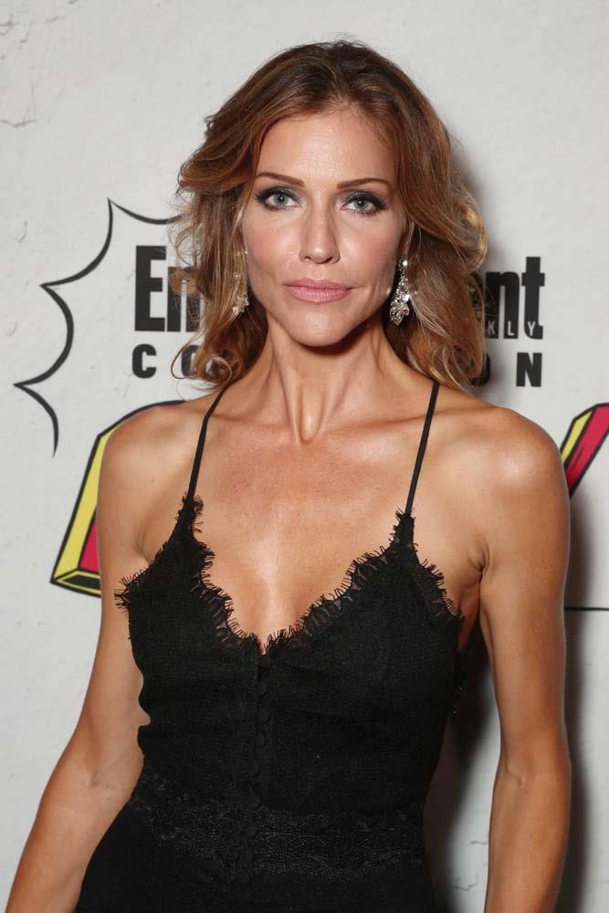 """***Tricia Helfer as Cersei Lannister***<bR><br> *Battlestar Galactica* actress Tricia Helfer revealed on her [Twitter](https://twitter.com/trutriciahelfer/status/25332461684