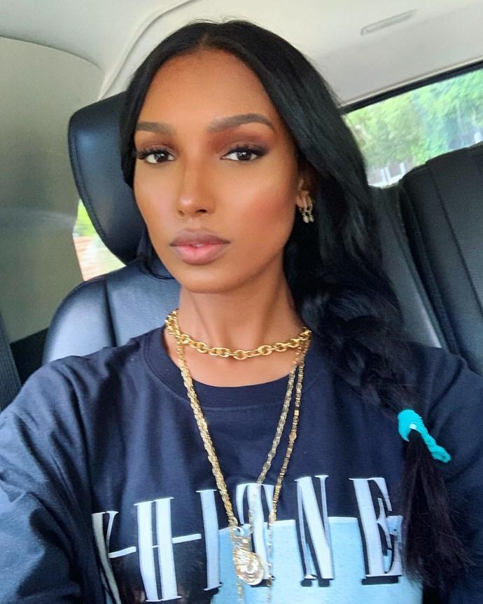 Jasmine Tookes.