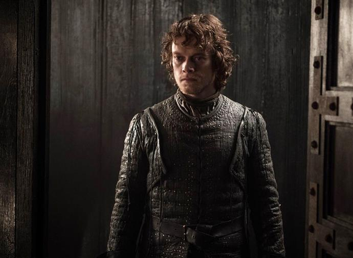 "**Theon Greyjoy** <br><br> If you're surprised by this one, you haven't been paying attention. In order to complete his exquisite seasons-long redemption arc, Theon must heroically die for the family he once betrayed. Given he's already volunteered to be on the front line of the battle with the rest of the Ironborn, we know he will be dead by the end of the episode, if not in the first five minutes. We predict Sansa will be particularly heartbroken ([click here](https://www.elle.com.au/culture/game-of-thrones-sansa-theon-theory-20311|target=""_blank"") to find out why)."