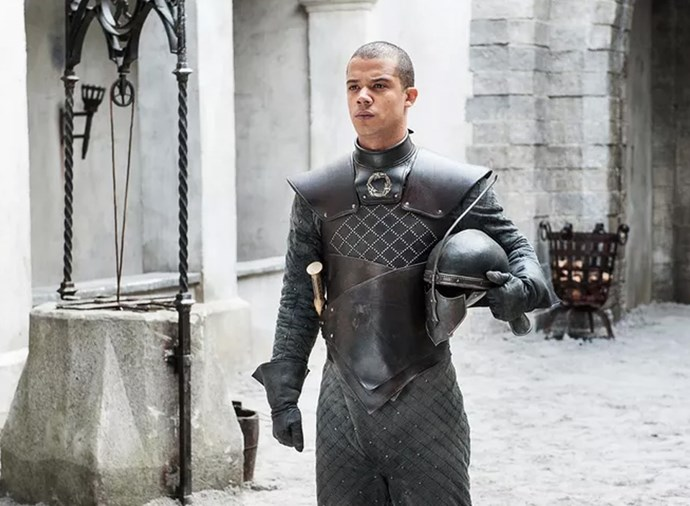 **Grey Worm** <br><br> We're guessing Missandei knew when she gave Grey Worm that final passionate kiss in episode two that she'd be unlikely to see him again, and she's probably right. A born soldier, our favourite member of the Unsullied is highly likely to sacrifice himself to defend his queen. And that chat he and Missandei had about travelling to the beaches of Naath after the war? A surefire hint that one of them, if not both of them, won't survive.