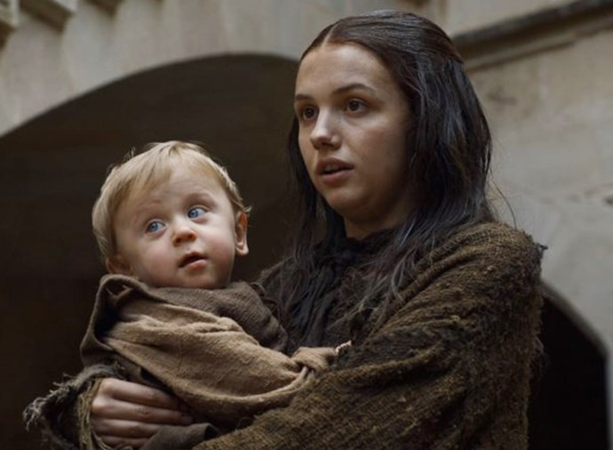 """**Everyone in the Crypts** <br><br> Yes, we mean everyone. Gilly and baby Sam included. A [fan theory](https://www.elle.com.au/culture/game-of-thrones-crypts-theory-20318 target=""""_blank"""") has been gaining ground that the Night King plans to raise the dead Stark family members in the crypts as wights, and they will proceed to brutally kill all the women, children and sick in one fell swoop. That includes that cute little girl who told Ser Davos Seaworth she wanted to fight with the army, before Gilly convinced her she was needed in the crypts to help defend everyone there. Looks like she might actually get her moment of military glory after all.  <br><br> The one possible exception? Tyrion, who Daenerys forced into the crypts because she needs his mind after Winterfell is saved. Given he's too valuable a character to die yet, we predict someone else in the crypts will die defending him."""
