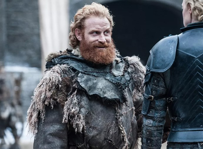 **Tormund Giantsbane** <br><br> For a character who's usually only used as comedic relief and brute force, Tormund got a hell of a lot of air time in episode two. The implication? It was to remind us how much we love him before we watch him die, likely in an attempt to defend his lady love, Brienne.