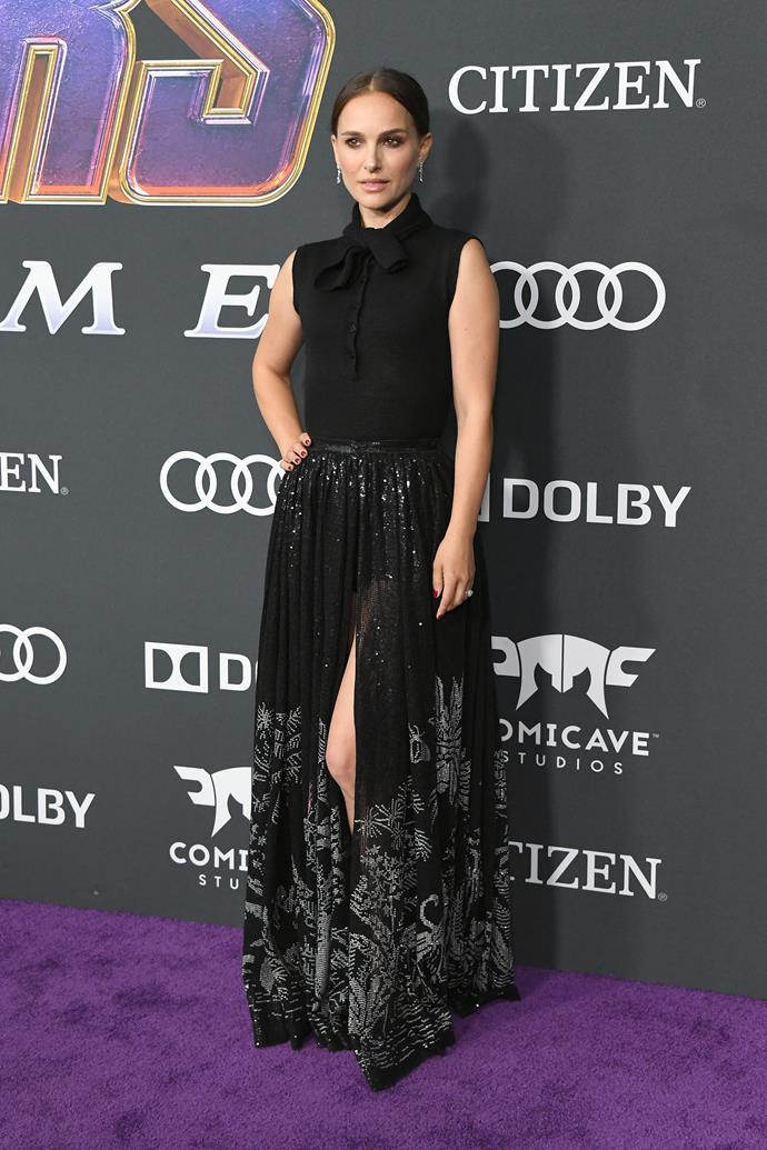 **Natalie Portman**