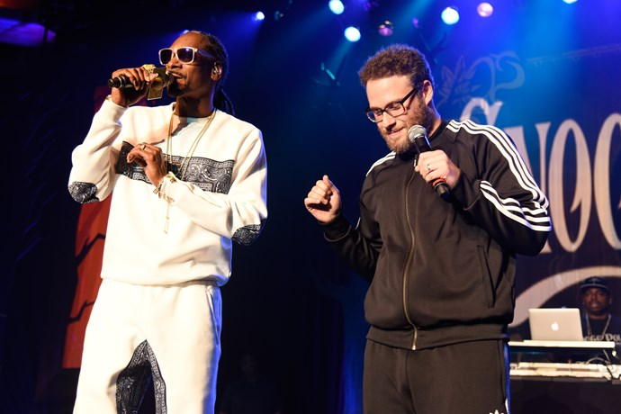 """**Snoop Dogg and Seth Rogen**<br><br>  J-Lo's not the only muso with love for the show, with rapper Snoop Dogg and Seth Rogen previously recapping the show on the rapper's own 'GGN Network' (Double G News Network), where he said:<br><br>  """"I watched the whole series,"""" Snoop said. """"I f%ck with the *Game of Thrones*. That's my shit.""""<br><br>   Watch Snoop Dogg and Seth Rogen's recap below.<br><br>  *Video via [@westfesttv](https://www.youtube.com/channel/UC-OO324clObi3H-U0bP77dw