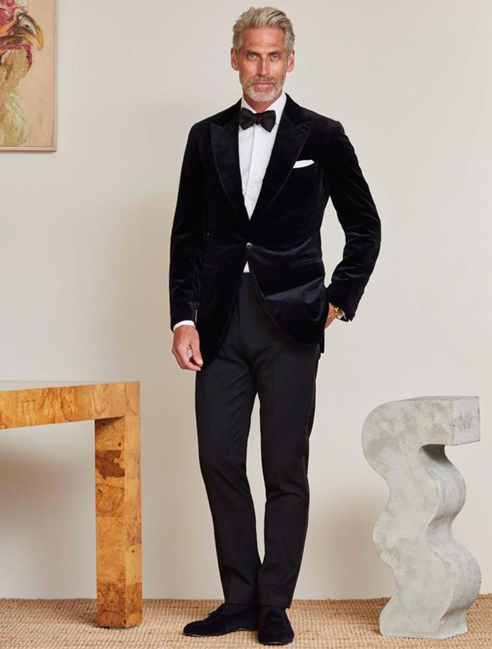 "**BEST GROOM COLLECTION** <br><br> *P. Johnson by Patrick Johnson, 2019 collection* <br><br> ""P. Johnson offers a suit for every type of wedding and groom. Made to measure—the tailor is modern and fresh with his take on the classic suit."""