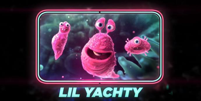 Lil Yachty as HPV