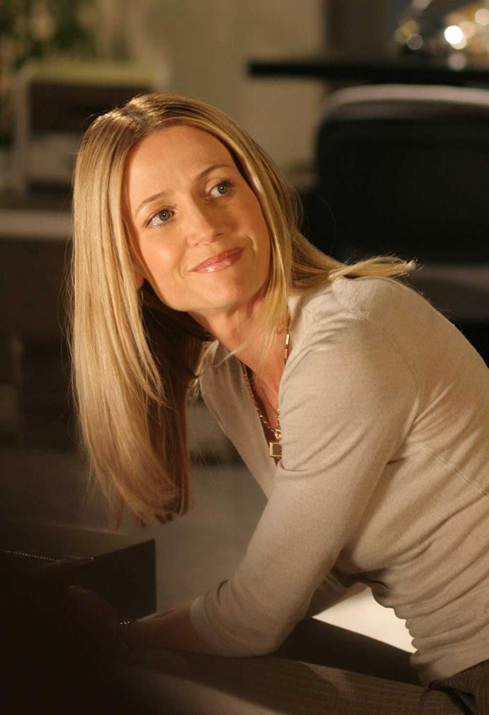 "**Kirsten Cohen** ***from The O.C.***<br><br>  We couldn't possibly put Julie on the list and ignore Kirsten ""Kiki"" Cohen! The kind of mother you could call at any time of day crying about the most inane thing, Kirsten was not only wonderful mum to her biological son Seth, but she became the adoptive mother of the wayward Ryan as well."