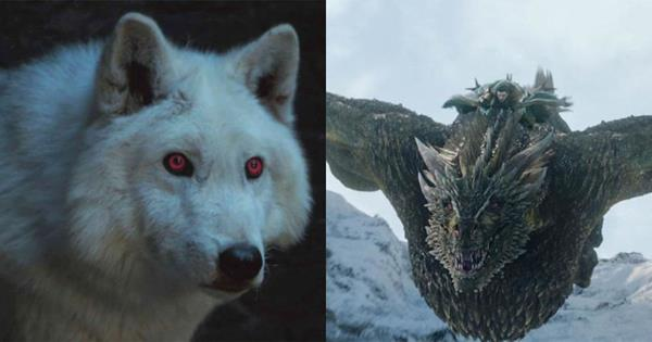 Are Ghost And Rhagael Still Alive In Game Of Thrones Season