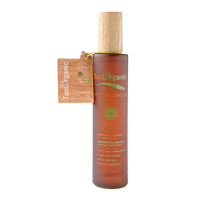"""**Best for enhancing a tan**<br> *Self-Tanning Oil by Tanorganic, for approximately $36 at [HQhair.com](https://www.hqhair.com/tanorganic-self-tanning-oil-brown-100ml/10997977.html?affil=thggpsad&switchcurrency=AUD&shippingcountry=AU&thg_ppc_campaign=71700000043739690&adtype=pla&product_id=10997977&&thg_ppc_campaign=71700000043739690&gclid=EAIaIQobChMIh7_jloiG4gIVmQVyCh33pA7hEAkYASABEgJjv_D_BwE&gclsrc=aw.ds target=""""_blank"""" rel=""""nofollow"""")* <br> This tanning oil is blended with moisturising ingredients to deliver smooth, tan skin for up to four days after use, there's also no oily effect with this product so your skin will feel amazing straight after application."""