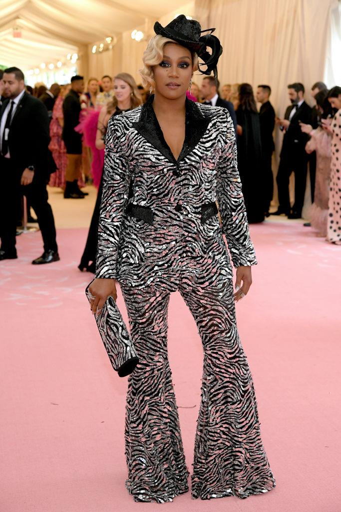 Tiffany Haddish in Michael Kors.