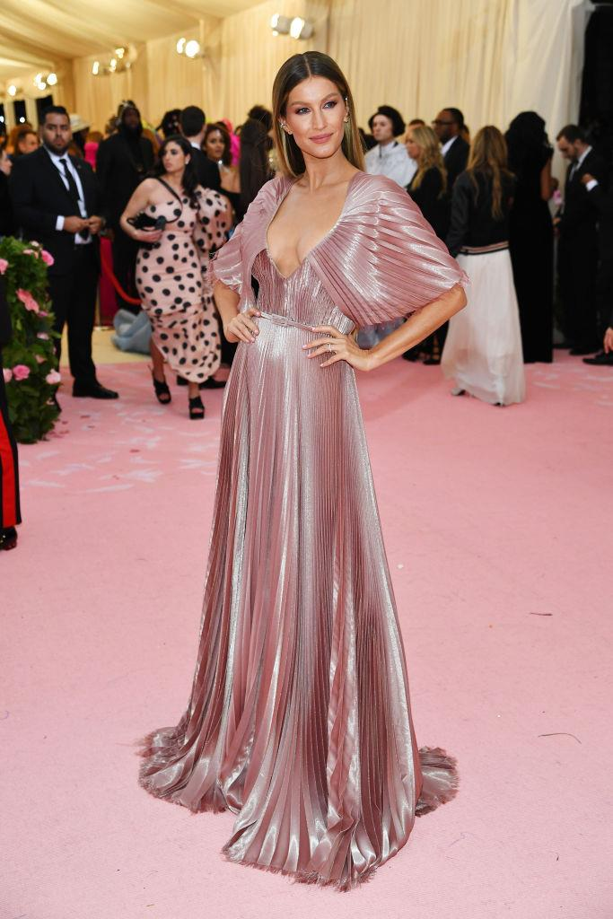 Gisele Bundchen in Dior.